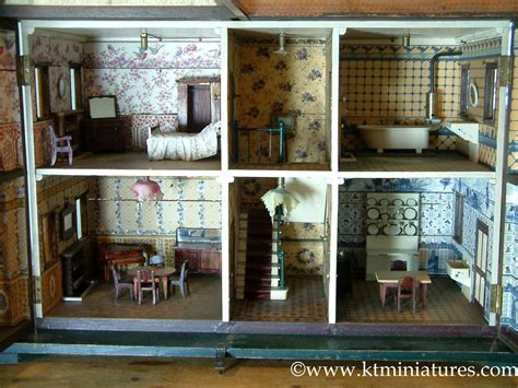 vintage dolls house kt miniatures antique vintage dolls houses plus vintage style handmade miniatures