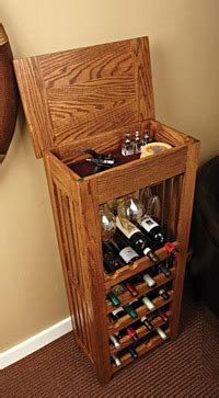Wood Plans For Wine Rack