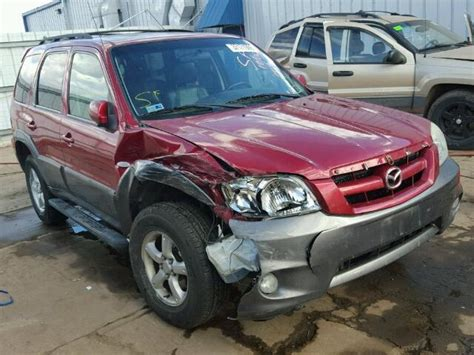 auto auction ended on vin 4f2yz96155km35735 2005 mazda