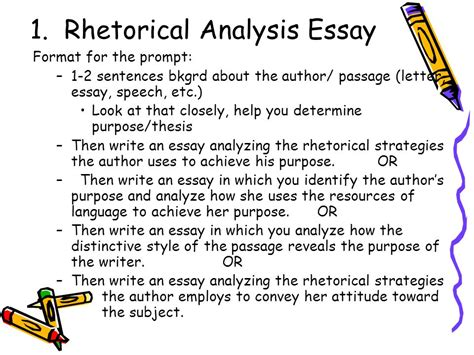 Ap Rhetorical Strategies Essay by Ap Free Response Essay Portion Ppt