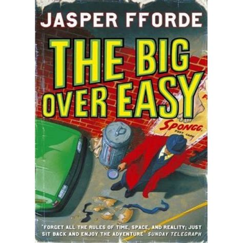 the big book of the continental op books the big easy by jasper fforde compulsive overreader