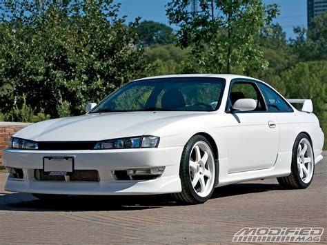 nissan 240sx s14 modified nissan 240sx editor peter tarach modified magazine
