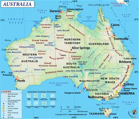 australia in map if you are not well aware of australian cities then