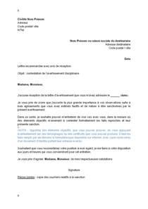 Modeles De Lettre D Avertissement Mod 232 Le Lettre Recommand 233 E Exemples Lettres De Motivation Jaoloron