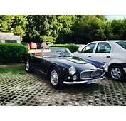 1960 Maserati 3500 GT Spyder  Old Cars What Else