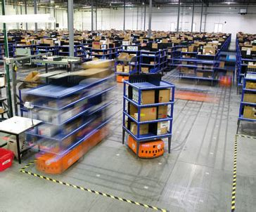 amazon warehouse robots news vessel amazon to acquire warehouse automation