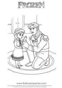 free coloring pages elsa olof