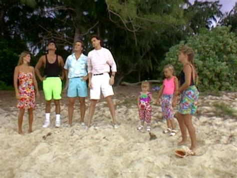 when did full house air tanner s island full house