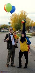 halloween dress up costumes mr fredrickson kevin and russel family halloween costume