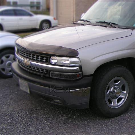 1999 2002 chevy silverado 2000 2006 chevy tahoe suburban black led bumper lights