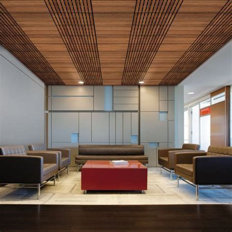 Wood Grid Ceiling by Armstrong Wooden Ceiling In Interior Distributor