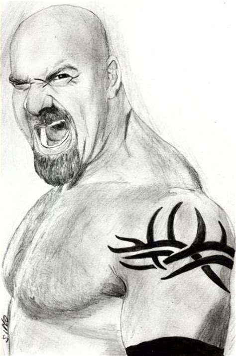 bill goldberg tattoo design pin bill goldberg cachedproducts how to draw anime