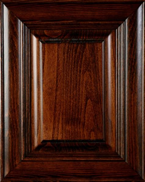 Hickory Wood Door Tell Tale Walnut Stain Cabinet Door How To Stain Cabinet Doors