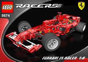 lego 8674 f1 racers 3d model obj fbx c4d cgtrader