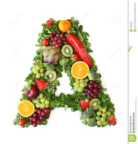 fruit 5 lettres alphabet de fruits et l 233 gumes image libre de droits
