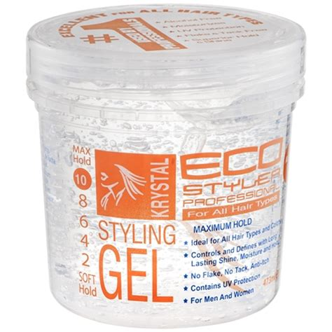 styling gel eco eco styler hair styling gel walgreens