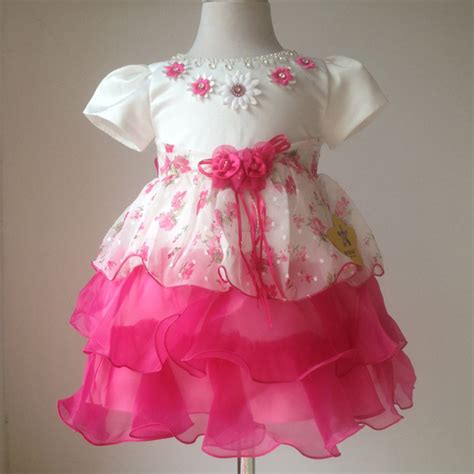 baby dress design video stylish frocks designs for little angles pk vogue