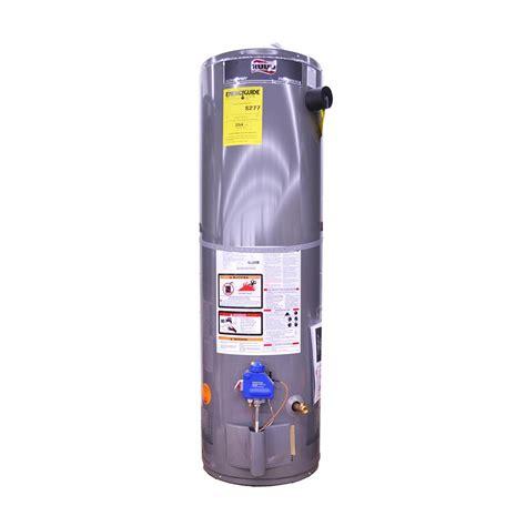 38 gallon water heater gas ruud 40 gallon gas tall water heater 6 year pro g40
