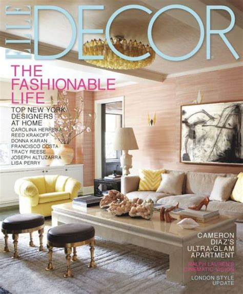 magazine room decor elle decor magazine subscriptions renewals gifts