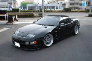 Nissan 300zx Jdm Bbs Lm On Jdm Z32 Nissan 300zx Convertible Bbs Rs Zone