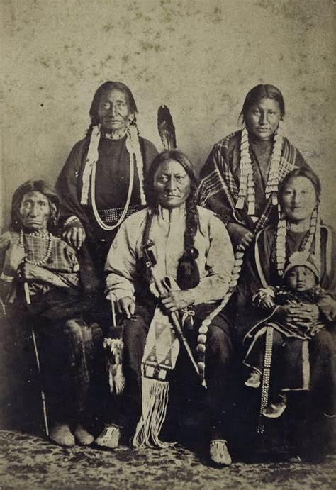 records of the descendants of and elizabeth bull early settlers in pennsylvania classic reprint books panoramio photo of sitting bull family about 1881
