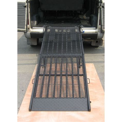 4wd Car Awnings Folding Wheelchair Loading Ramp Mobility Aid Buy Loading