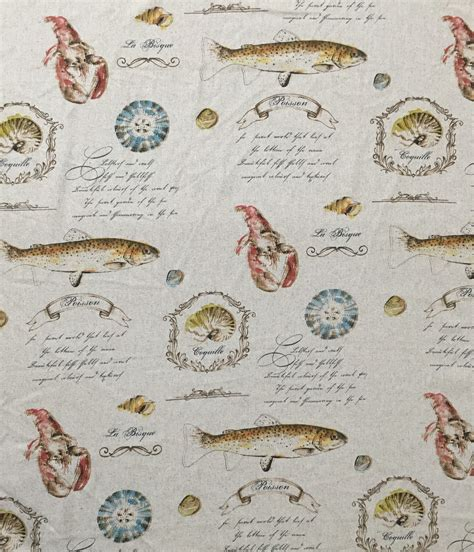 Coastal Fabrics For Upholstery by La Bisque Coastal Fabric Upholstery Fabric By The Yard