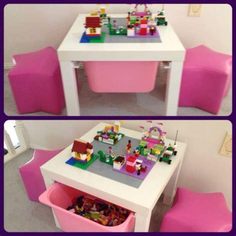 lego duplo table diy 20 lego storage ideas for the organised
