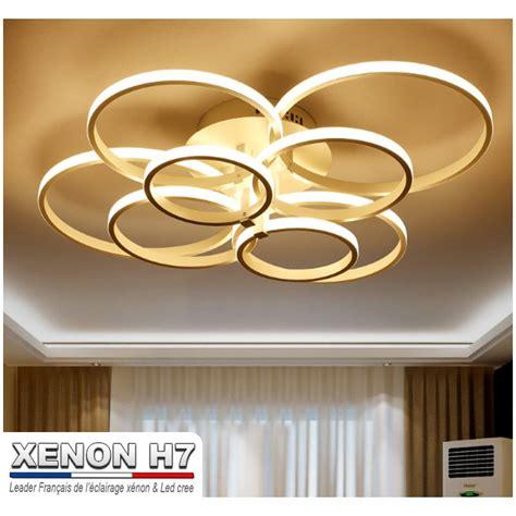 Délicieux Prix Entree Salon De L Auto #4: lustre-led-de-salon-moderne-luminaire-d-interieur-eclairage-pour-plafond-8-modules.jpg