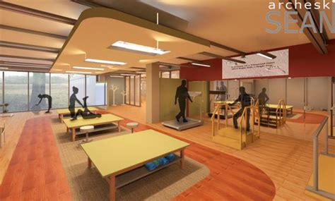 Home Exercise Room Design Layout Physical Therapy Fitness Facility Designs Google Search