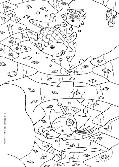 free coloring pages of color great barrier reef