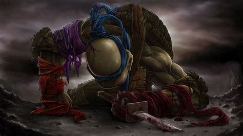 Mutant Turtles Leonardo Mutant Turtles Wallpaper 18819
