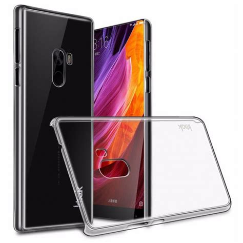 Imak 2 Ultra Thin For Xiaomi Mi Mix imak 2 ultra thin for xiaomi mi mix transparent jakartanotebook