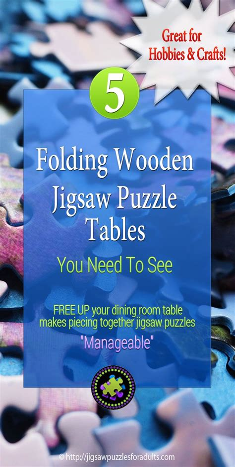 jigsaw puzzle table top the 25 best puzzle table ideas on jigsaw