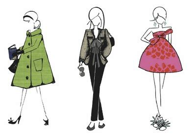 Fashionalities Perspective by The Zesty Digest Favorite Illustrators