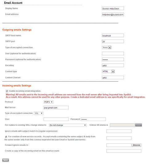incoming and outgoing mail log template