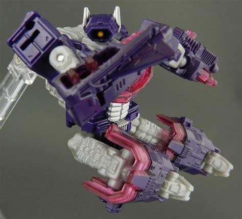 Of Robots Tygers Legend Card New Generation Ver 3 combiner wars shockwave in gallery transformers news tfw2005