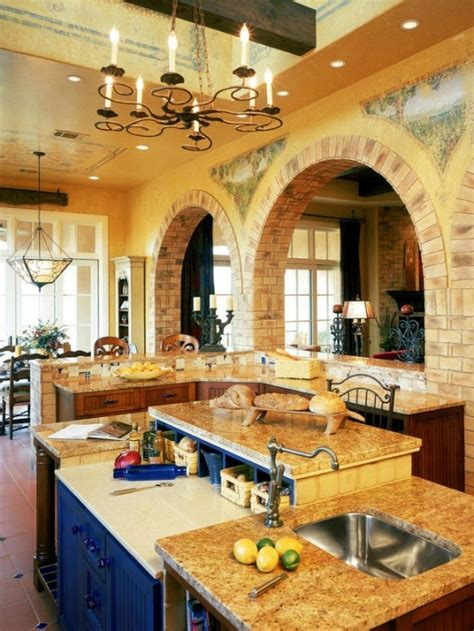 unique kitchen decor ideas 64 unique kitchen island designs digsdigs