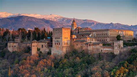 Alhambra Palace   Granada, Spain ? Wallpaper   Wallpaper