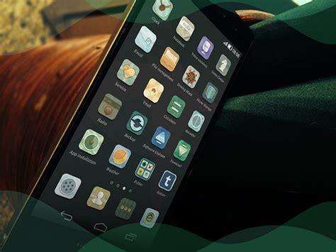 huaweithemes cf wonderful huawei phone theme emui on behance