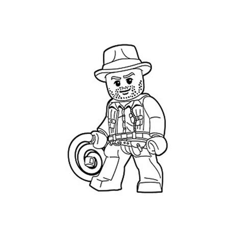 indiana jones lego coloring page coloring sky