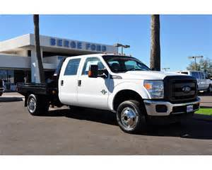 Ford Flatbed Trucks For Sale 2016 Ford F 350 Flatbed Truck For Sale Mesa Az