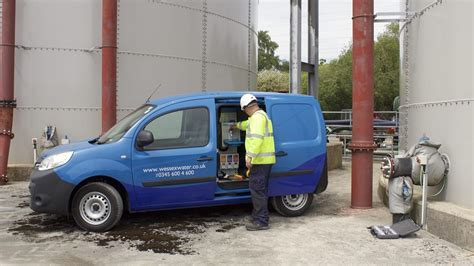 Renault Kangoo Water 150 Renault Kangoos For Wessex Water Business Vans