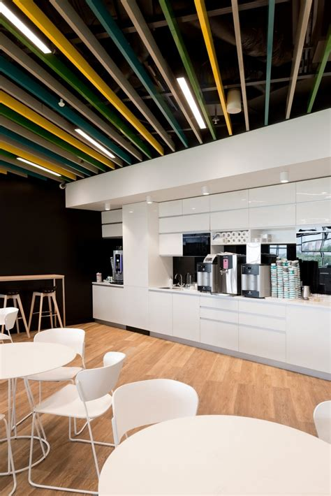 Adidas Corporate Office by Adidas Offices Moscow Office Snapshots