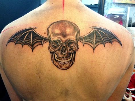 avenged sevenfold tattoos quotes avenged sevenfold fan quotesgram
