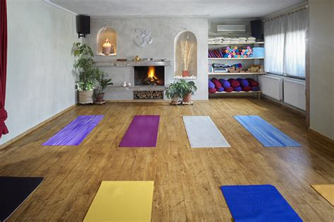 design home yoga studio tour armonia yoga studio in thessaloniki greece l
