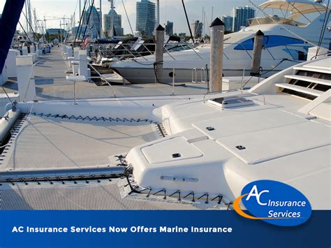 progressive boat insurance fuel spill coverage ac insurance services now offers marine insurance