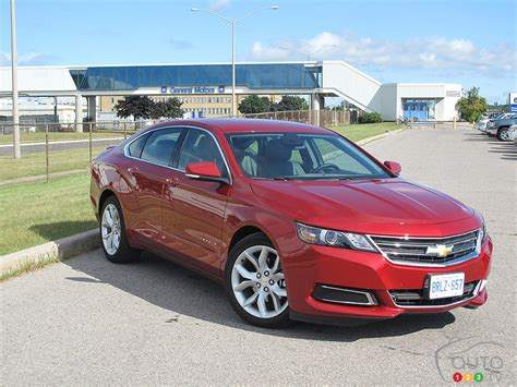impala 2014 review 2014 chevrolet impala lt review photo gallery auto123