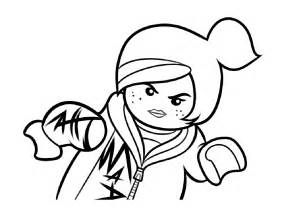 lego girls coloring pages collections