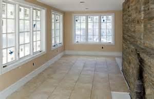 Sunroom Floors tile
